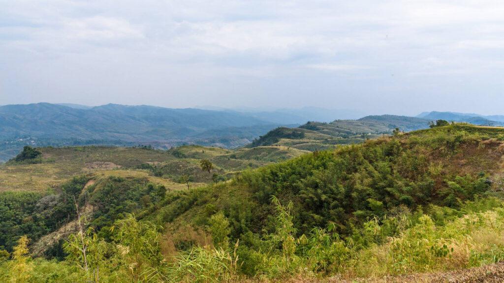 কেওক্রাডং পর্বতশৃঙ্গ