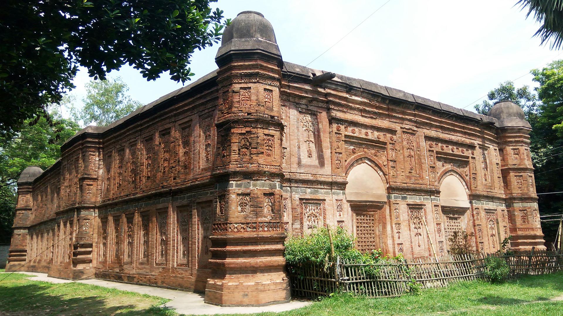 বাঘা মসজিদ রাজশাহী
