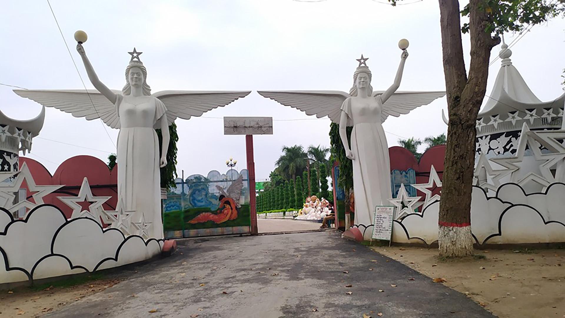স্বপ্নপুরী বিনোদন পার্ক দিনাজপুর